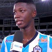Reforço, Matheus Babi chega ao Botafogo, faz exames e vai assinar até o fim de 2021
