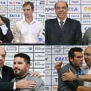 Erros ou acertos? Mufarrej relembra trabalhos de Felipe Conceição, Barroca, Paquetá e Valentim e revê escolhas de técnicos no Botafogo