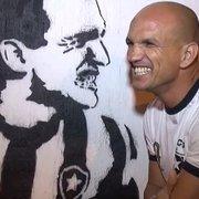 Ex-zagueiro do Botafogo: 'Bater no Flamengo era a coisa mais linda do mundo. Não perdi um jogo para eles'