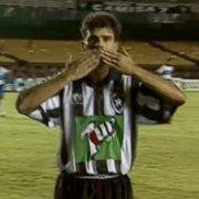Túlio Maravilha revela proposta de rival do Botafogo em 94, e explica recusa: 'Estava predestinado a ser ídolo no Glorioso'