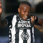Botafogo pede proposta oficial do Cartagena por Vinicius Tanque e gostaria de ficar com 30% dos direitos