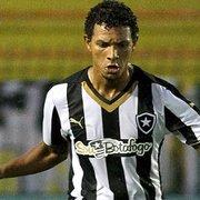 CEP espera Willian Arão pagar o Botafogo: 'Vai ser alegria muito grande'