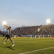 Saudades da Arena Botafogo? Fogão volta quarta a estádio que marcou retorno a competições internacionais