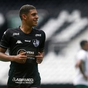 Marcos Leite já recebeu consultas por Luis Henrique, do Botafogo, e recomendou; agente estima valor