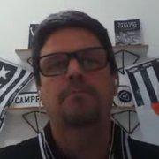 Candidato quer inteligência e coerência para montar times competitivos no Botafogo: 'Não adianta trazer Cristiano Ronaldo e Messi e não pagar'