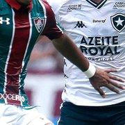 Após Ferj obter liminar, Globo anuncia transmissão de semifinal entre Botafogo e Fluminense em três canais
