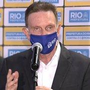Em decreto, Marcelo Crivella autoriza volta de público (!) nos jogos de futebol no Rio a partir de 10 de julho