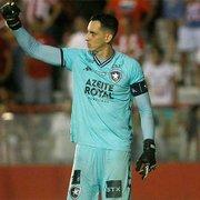 Quarentena no Paraguai: pandemia dificulta reapresentação do goleiro Gatito no Botafogo