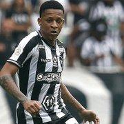 Botafogo é condenado na Justiça a pagar R$ 100 mil a volante Gustavo Bochecha