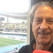 Ícone do rádio, José Carlos Araújo fala da identificação com o Botafogo: 'Não tinha ninguém na família que não fosse alvinegro'