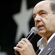 Em reunião com dois presidenciáveis, Botafogo discute recuperação judicial como alternativa à S/A