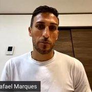 Frustrado com saída em 2014, Rafael Marques revela: 'Queria ter jogado novamente no Botafogo'