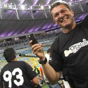 Sinval recorda conquista da Conmebol pelo Botafogo: 'Momento mais marcante da carreira'