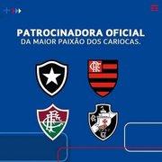 TIM anuncia renovação de patrocínio com Botafogo e outros clubes