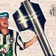 Torcida do Botafogo compra 17 mil ingressos da reprise do título de 95; venda vai até 11h