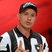 Ídolo do Botafogo, Túlio Maravilha garante: 'Gabigol tem que ralar muito pra chegar perto de mim'