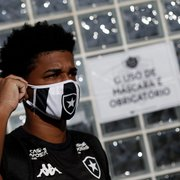 Após reforços, Botafogo vê trio 'negociável' e aguarda propostas