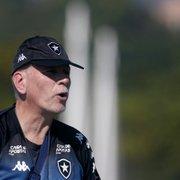Autuori explica olhar para a base do Botafogo: 'Não podemos esperar chegar CT ou S/A para começar'