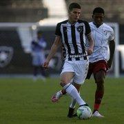 Apesar de resultado, sub-20 do Botafogo pode gerar bons valores; saiba quem mostrou potencial