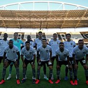 Botafogo negocia prorrogação de contrato com patrocinador para o Brasileirão