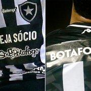 Otimismo do Botafogo por patrocínio cresce com o Brasileiro: 'Conversas têm sido mais frequentes'