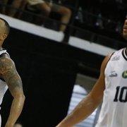 Candidato diz que basquete do Botafogo 'não vai morrer': 'Jamaal e Coelho vão renovar'