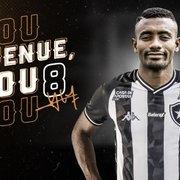 Kalou brigaria pela artilharia do Botafogo nos últimos anos mesmo sem ser goleador