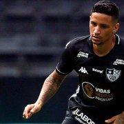 Saída de Alex Santana pode fazer Luiz Otávio recuperar espaço no Botafogo