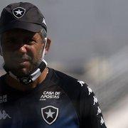Técnico do sub-20 do Botafogo, Marcos Soares testa positivo para o novo coronavírus