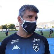 Base: Botafogo demite Marcos Soares, técnico do sub-20