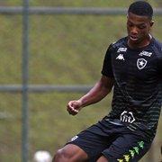 Base: Maxuel comemora fase no time sub-20 do Botafogo e quer fechar Taça Guanabara com vitória