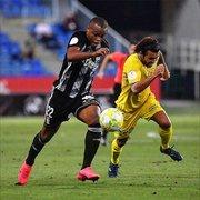 Ex-Botafogo, Vinicius Tanque celebra acesso na Espanha: 'Espero deixar meu nome na história do clube'