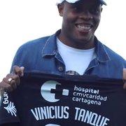 Vinicius Tanque volta ao Botafogo no sistema da CBF, mas tem rescisão publicada logo depois para seguir na Espanha