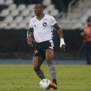 Guilherme Santos explica estilo à la César Prates no Botafogo: 'Acho legal'