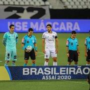 Merece respeito! Igor Rabello não comemora gol sobre o Botafogo