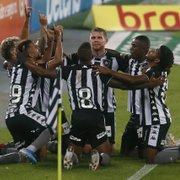 Moral alta! Botafogo ganha opções e vê elenco renovado após vitória