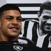 Ex-Botafogo, Luis Henrique concorre ao prêmio de melhor do mundo sub-21