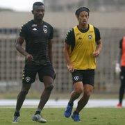Kalou e Honda no Botafogo: eu sou você amanhã…