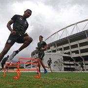 Com 10, 11 ou 20… Preparo físico do Botafogo precisa ser questionado
