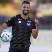 Venda de Caio Alexandre pelo Botafogo pode superar U$ 4 milhões