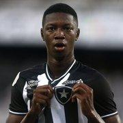 Matheus Babi, do Botafogo, entra na mira do Santos, diz site