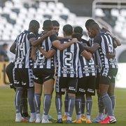 Desmanche? Botafogo pode perder quinto jogador desde o começo do Brasileiro