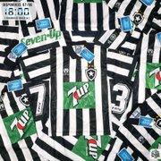 Como loja achou lote de camisas históricas do Botafogo e ganhou as redes