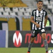 Botafogo oficializa saídas de Cícero, Ruan Renato e Danilo Barcelos