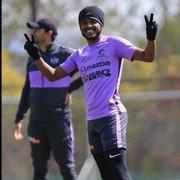 Com efeito Honda, Ezequiel vira 'embaixador informal' do Botafogo no Japão: 'Gostam muito'