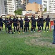 Base: sub-20 e sub-17 do Botafogo retomam atividades presenciais no Caio Martins