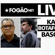 Botafogo S/A perto de sair? Afinal, Kalou chega quando? Assista à live de estreia do FogãoNET