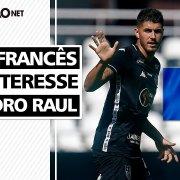 Pedro Raul recebe sondagem de clube francês; Botafogo tem 70% dos direitos econômicos