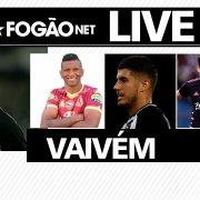 AO VIVO! Botafogo tem semana cheia de novidades: chegada de reforços e saídas de jogadores