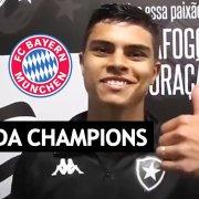 PSG x Bayern: fãs de Neymar, jogadores do Botafogo dão palpites para final da Liga dos Campeões